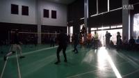 唐山市迎新年毽球邀请赛之遵化女队V天津汉沽女队