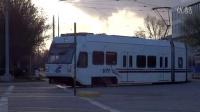 VTA轻轨列车(Valley Transportation Authority Light Rail)