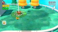 【抽风解说】《超级马里奥3D世界》流程第一集 这才是真正的猫里奥