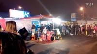 台湾桃园兴仁夜市高二学生街头艺人秀-1