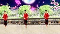 武汉江夏123广场舞:相思的夜