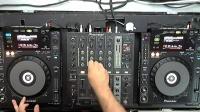 Dj Franky Foster Live House mix with Pioneer cdj 900 & djm 700-k (# 7) (05
