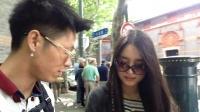 当众社交第二季03 上海新天地搭讪美腿小姑娘