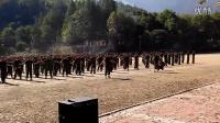 咸阳渭城中学军训