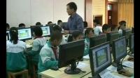 山東省小學信息技術優質課評比《給幻燈片加上動畫效果》教學視頻