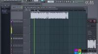 编曲186 FL studio 12快速上手教程17-工程、音频的变速与变调