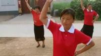 河北省故城县建国镇水坡舞蹈队《最炫民族风》