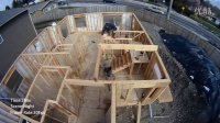 如何亲手造一座木制别墅?内有教程