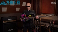 【海巍乐器】Joe Satriani talks about his Ibanez JS25ART Limited Edition Guitars