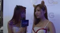 《ChinaJoy尺度突击大检查》第二期 美女解说狐狸酱超贴身尺量ShowGirl