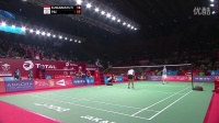 道达尔(TOTAL)世界羽联世锦赛2015 第2天最佳表现