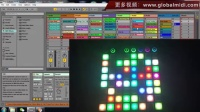 NOVATION launchpad MK2 RGB 演示和介绍