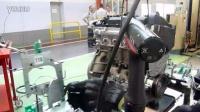 电动脉冲工具装配发动机凸轮轴盖