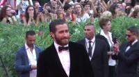 72屆威尼斯電影節開幕紅毯 傑克·吉倫哈爾大胡子搶鏡 150903
