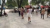 中山港口广场舞
