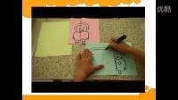 2015優質課視頻《哈哈鏡 笑哈哈》小學美術嶺南版一上第6課-深圳-海濱實驗學校:余奕奕