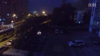 大疆精灵3,航拍夜景测试!