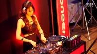 PIONEER Lady DJ Championship 2012 性感火辣女dj打碟现场_01