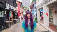 街拍什么的都弱爆了!陈老师带你20秒逛完「新加坡彩虹巷」———哈芝巷(Haji Lane)!#新玩法get#