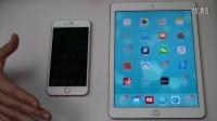 iPhone 6s Plus vs iPad Air 2 性能对比, 米奇沃克斯原创视频