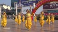 麻阳老年大学老年节会演 印度天使印度舞 20151019