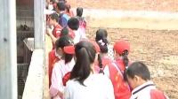 南漳染坊湾生态农场金话筒学生体验