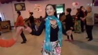 成都牡丹园和谐歌舞群集体舞(078)20151119 快四 激情广场舞 2:37 QQ号:374679732060
