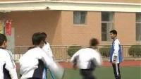 初二體操體育教學視頻《分腿騰越》體育名師工作室教學視頻