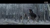 《荒野獵人》首曝片段 萊昂納多騎馬墜崖生死未知