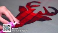 14 DIY炫酷的圣诞装饰