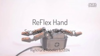 RightHand Robotics ReFlex Hand-上海硅步科学仪器有限公司