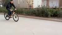 視頻: 慢動作山地腳踏兔跳