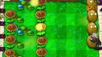 【娱乐解说】植物大战僵尸-第42期隐藏关卡重要时间-巨型向日葵坚果