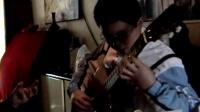 山西太原郭利民古典吉他工作室 辅导姜达演奏《塞维利亚》