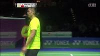 2016德国羽毛球公开赛半决赛精华