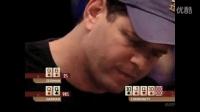 【原梓番解说】WSOP2005主赛事Day1第一盲注级别,著名牌手Harman葫芦娃遭遇同花顺惨遭淘汰