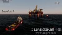 UNIGINE 2.2水面风浪效果 Water_Beaufort 0-12