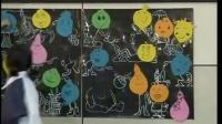 浙美版小學美術一年級《卡通寶寶》優質課教學視頻