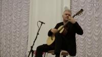 约翰·弗斯蒂尔演奏古典吉他-拉丁美洲吉他作曲家作品系列