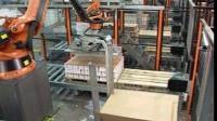 KUKA工业机器人 食品行业饮料流水线堆垛