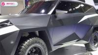 国产天价SUV IAT Kalman亮相2016北京车展 39