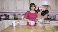 草莓戚风蛋糕【曼达小馆】下午茶系列 第5集