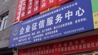 11315全国企业征信系统平利县分支服务机构
