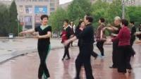 侯马新田广场张红舞友俱乐部 伦巴+水兵舞