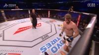 UFC198温盾遭米欧奇KO