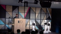 A new development frontier: Android + Pepper the interactive robot - Google I/O