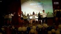 哈工大威海大学生志愿服务中心2016年送大四lion heart舞蹈秀
