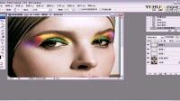 Photoshop教程16 添加珠光彩妆_PS人物数码照片处理技法视频教程