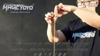 Magicyoyo Present YoYo Tutorial 1A-01-Set up the string