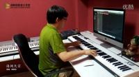 黄家驹《海阔天空》钢琴版-胡时璋影音工作室出品